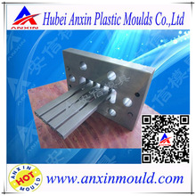 PE/PP/PVC wpc deck extrusion mold/tool factory in China