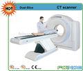 Dual- fatia ce aprovado produto quente e novos ct scanner da máquina