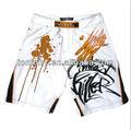 Hottest vendendo personalizado simples MMA Shorts em branco MMA Shorts atacado
