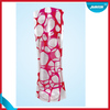 Custom Home Decorative plastic foldable gift flower vase