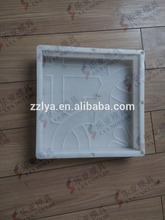 rubber molds for pavement interlocking tiles