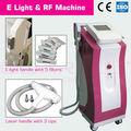 Nd YAG 1064nm do laser e 532nm melhor máquina de remoção de tatuagem com elight