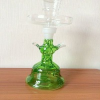 Beautiful al fakher glass hookah shisha for sale
