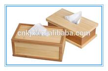 Classics Bamboo Tissue Box