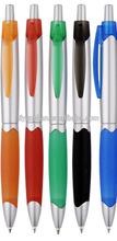 Easy carry plastic parker ball pen
