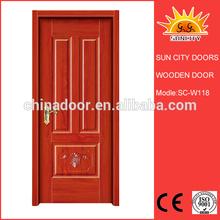 Simple Wooden Natural ash veneer door skin SC-W118
