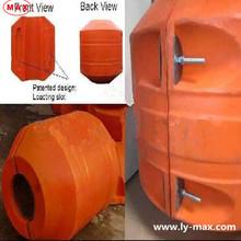 High impact and UV resistant Polyethylene Slurry floats