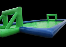inflatable soccer field water,inflatable soap soccer field,inflatable water soccer pitch