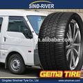 Chino del neumático de coche de la marca triángulo