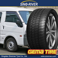 Chinese car tire brand Triangle