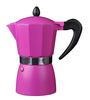 Aluminum espresso moka coffee pot