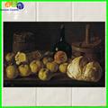 backsplash de la cocina de baldosas de cerámica de imágenes cesta de frutas