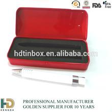 2014 China custom metal pencil tin box