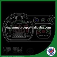 Three wheel motorcycle H2 LCD digital meter, Motorcycle digital meter, Motorcycle LCD meter , Motorcycle speedometer