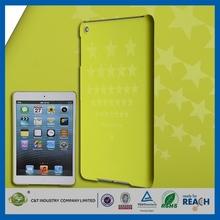 Popular Mobile Phone matt plastic back gel case for ipad mini