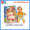 China wholesale dolls in bulk EN71/ROSH silicon baby doll