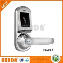 Contemporary Designed Hotel Finger Print Door Lock