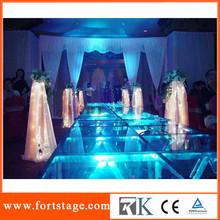 aluminum stage frame, fashion show stage, mobile stage platform