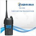 Voix claire pas cher double bande hf radio émetteur - récepteur