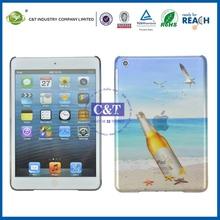 Retro Business hard shell pc plastic case for ipad mini
