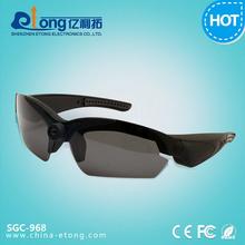 32GB Micro SD Card support Pinhole 1080P Spy DVR Camera Sunglasses