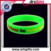 Wholesale cheap fluorescent silicone wrist bracelets