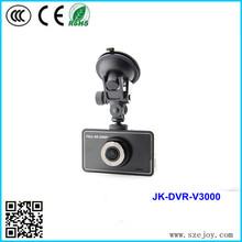 HD 1080P support SOS Continuous loop video Motion Detection G-SENSOR GPS V3000 camera car