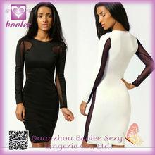 Guaranteed quality low price beautiful mature women bandage dress