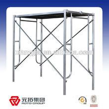 ขายร้อนการก่อสร้างนั่งร้านกรอบในประเทศจีน