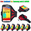 Cell phone sport armband , exercise arm case for samsung galaxy note 3 n9000