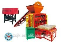 2014 special offer QTJ4-35I block making machine
