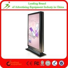 Double Side Advertising Scrolling Led Light Mupi Billboard