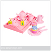 Happy Playing Pink Tea Set Role Play Set
