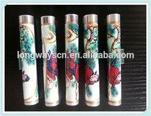 China flower print adhesive film