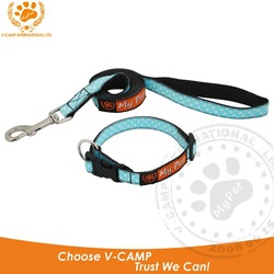 My Pet Hot Sales Blue Little durable dog training collar