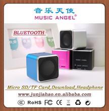 MUSIC ANGEL JH-MD06BT patent products bluetooth small speaker manual for mini digital speaker