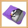 Purple Laptop Neoprene Case/Neoprene tablet pc case for Girls