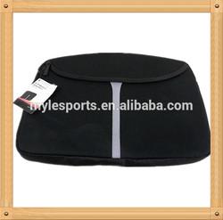 Black neoprene notebook case for Ipad Mini