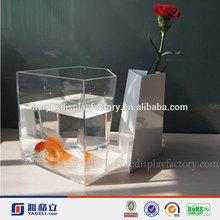 NEW Design!!!Factory Manufacturing Custom Modern Stylish Look Acrylic Fish Tank Ornaments