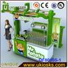 newly sale customized ice cream tricycle/ frozen yogurt kiosk/ bice cream tricycle