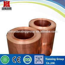 TX-19 copper strip for copper door