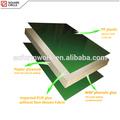 Linyi encofrado plástico madera , plástico compuesto de madera contrachapada 72 horas no delaminación en agua hirviendo