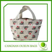 Custom cheap mini canvas tote bags,unique canvas tote bag,high quality canvas tote bags wholesale