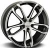Hot aluminium wheel abt 80312