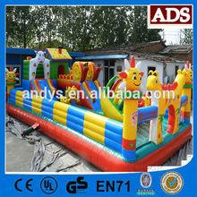inflatable bouncer cartoon