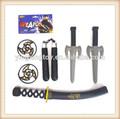 venta caliente de plástico ninja espada de juguete