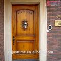 puertas de entrada de tipo swing y abierta de estilo de la puerta de hierro