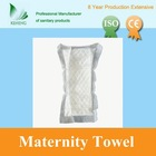 sterile maternity sanitary underpad heavy flow women used maternity pads with loops
