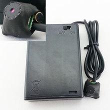 2.4G Wireless HD Mini CCTV Camera Security Micro 600TVL SPY Battery Audio