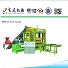 QTY6-15 Cement Hollow Block Machine Chb Machine Automatic Block Machine price